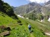 Die Schweiz ein Wanderland