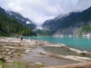 Blanca Lake in der Gegend von Seattle