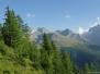 LostPlace-Cache in den Alpen