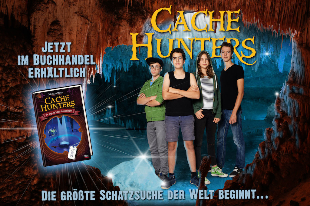 Cache Hunters Poster