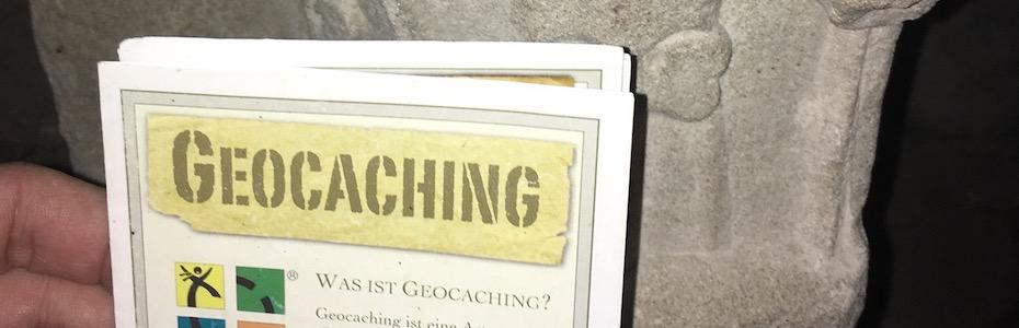 #86 Geocaching-Reiseplanung leicht gemacht