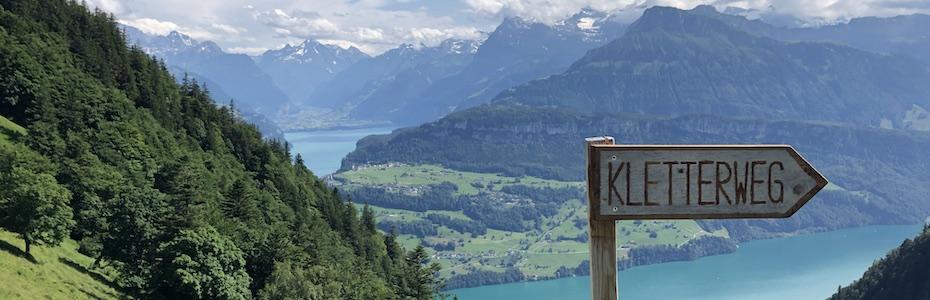 #130 Allegra! Tolle Caches in Graubünden und der Owner dahinter.